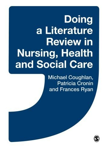 Doing a Literature Review in Nursing, Health and Social Care 1st edition by Coughlan, Michael, Cronin, Patricia, Ryan, Frances (2013) Paperback