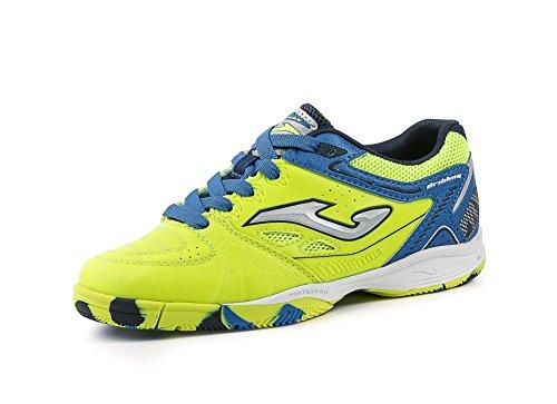 Joma , Chaussures pour homme spécial foot en salle Verde-Azul