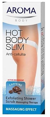 Hot Body Slim Anti Cellulite - Exfoliating Shower Scrub Massage