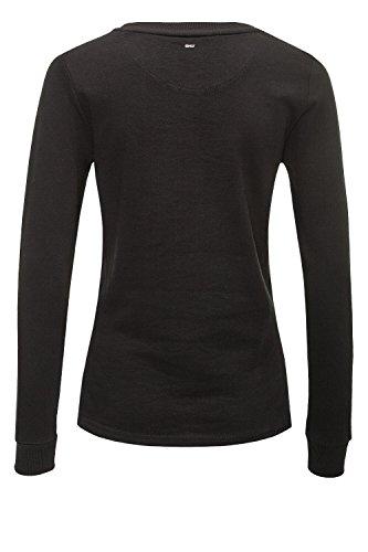 Only Damen Langarmshirt Sweatshirt Print Shirt Black/Dream Catcher