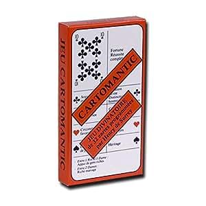 Jeu de 32 cartes   Cartomantic  Amazon.fr  Jeux et Jouets 51292d405941