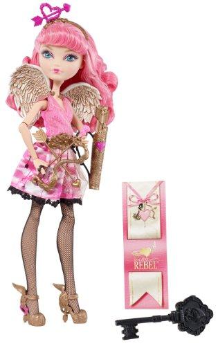 Mattel Ever After High BJG73 - Rebel Cupid, Puppe
