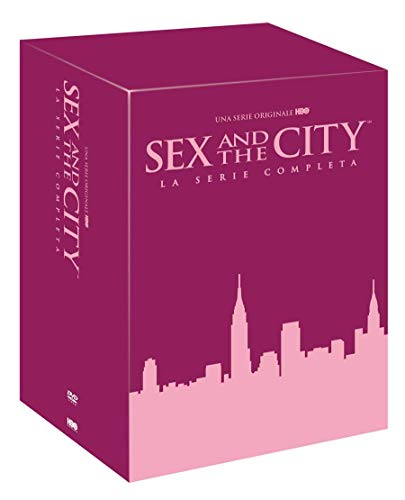 Sex and the city (box 17 dvd)