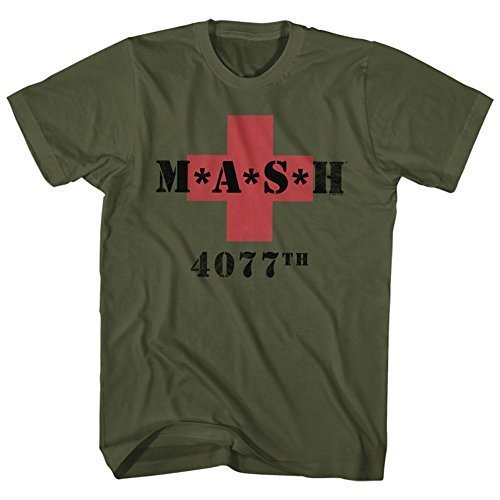 Mash Vintage Adult T-Shirt (XX-Large)