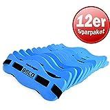 Beco Aqua Ceinture de Jogging Runner Training Eau Sport Fitness Sport M Blau 12er Set
