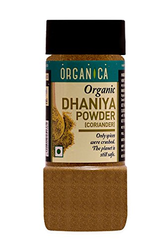 Organica Organic Dhaniya Powder, 75g  available at amazon for Rs.49