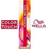 Wella Color Touch Deep Browns Intensivtönung 4/71 Mittelbraun / Braun-Asch, 60 ml
