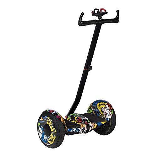 Ecogyro Gway Plus Scooter Eléctrico, Multicolor, Única
