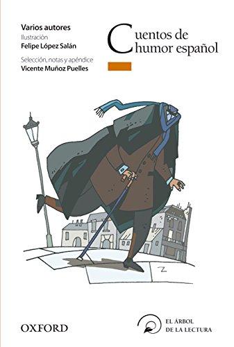 Antología del humor español (El Árbol de la Lectura) thumbnail