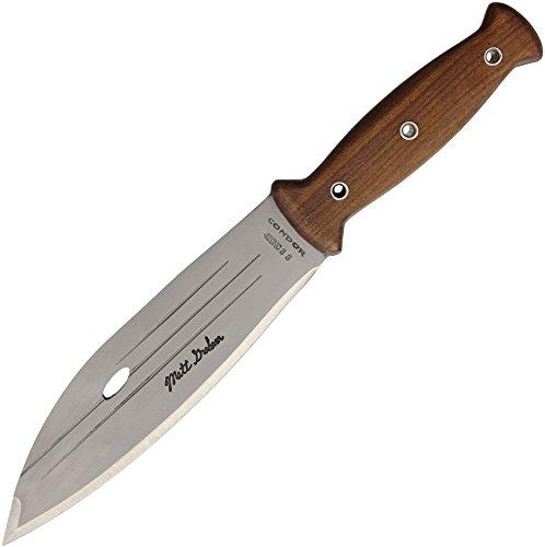 Condor Primitive Bush Knife inkl. Lederscheide -