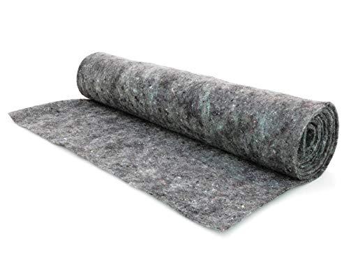 Primaflor - Ideen in Textil Teichvlies - 2,00x10m (20m²), 300g/m² Schutzvlies für Teichfolien Poolvlies | Geotextilien, Unterlegvlies im Garten | Bodenvlies, Bodenschutzvlies für Teichbau