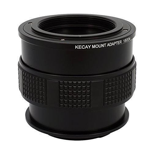 KECAY® Macro Focusing Helicoid, Objektiv Mount Adapter Ring Objektiv Adapterringe für M42 (42mm) Screw Mount Objektiv auf Sony NEX E-mount Mirrorless Kamera M42 Screw Mount