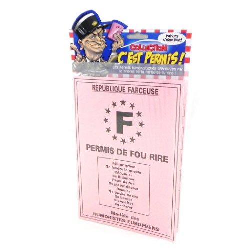 Les-Trsors-De-Lily-H6978-Carte-spciale-Permis-de-fou-rire