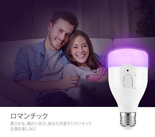 AVANTEK LED E27 Wifi Birne 3 in 1 Nachtlicht für Kinderzimmer und Schlafzimmer, Stimmungslicht, Dimmbar & RGB Farbwechsel, Bühnenbeleuchtung für, Party, Wedding