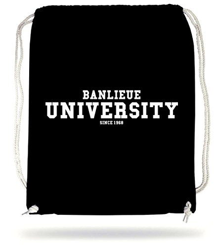 Certified Freak Banlieue University Sac De Gym Noir