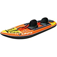 BIC Kalyma - Kayak Hinchable, Color Naranja, 3.32 m