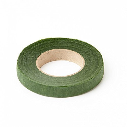 moss-green-stem-tape-90-feet-x-13mm-stem-tex-for-corsages-bouquets-flowers-arrangements-and-crafts-b
