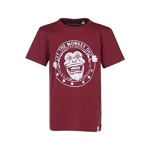 LTMO - cooles Jungen T-Shirt Kurzarm aus 100% Bio-Baumwolle (Band Coole)