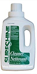 Tarkett SureShine Cleaner for Residential Vinyl Floors - 32 oz