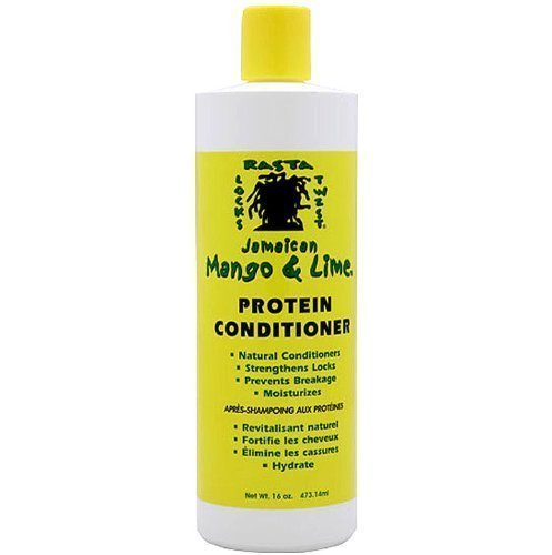 Jamaican Mango & Lime - Protein Conditioner - 236.57ml by Jamaican Mango & Lime