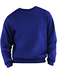 Fruit Of The Loom Belcoro® Garn Pullover (S) (Königsblau) S,Königsblau