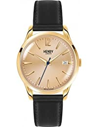 Henry londonwestminster - orologio - black (Ricondizionato Certificato)