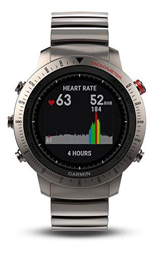 Garmin Fenix Chronos titanio reloj - Garmin