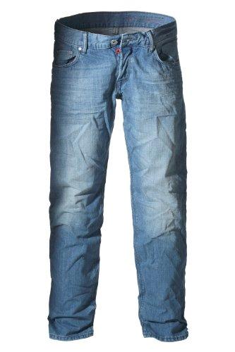 Esprit 994CC2B900 - Jeans - Droit - Homme Bleu (Light Stone Used)