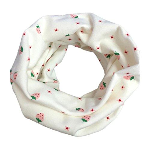 ädchen wärmer Schal Baumwolle O Ring Neck Schals Winter von Dragon868 (K) (Rot Personalisierte Geschenke)