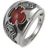 Schumann Design Herr der Ringe Menschenknige-Ring 925 Sterling Silber 3007
