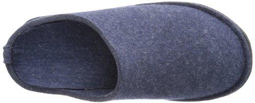 Haflinger  Flair-Soft, chaussons dintérieur adulte mixte Noir - Schwarz (kapitän 79)