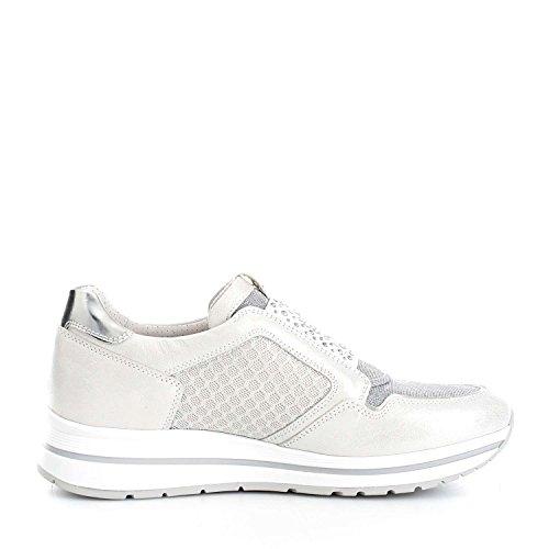 Nero Giardini P717231D Sneakers Donna Argento