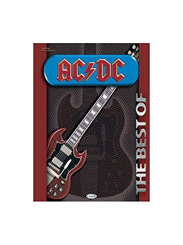The Best of AC/DC. Partitions pour Tablature Guitare