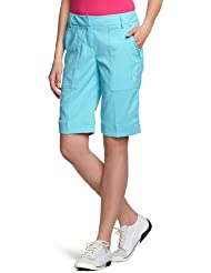 Puma Short Golf Femme Tech Blanc