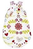 My Julius 9190113600 Kuschelschlafsack Bloom, Größe 90 cm