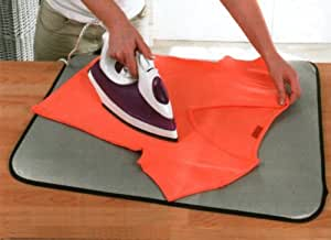 Uzitec Portable Table Top Ironing Pad Ideal To Take On Holiday