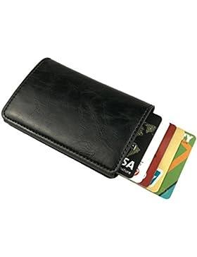 sciuU Cartera Tarjeta de Crédito