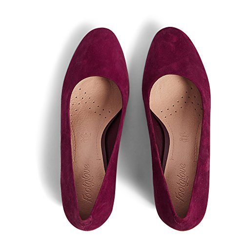 Marks & Spencer Sandali con Zeppa donna Mulberry Suede