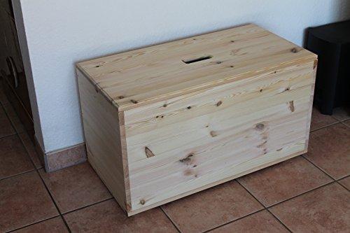 Holztruhe Holzkiste Truhe Sitztruhe Wäschetruhe Truhe Kiste -