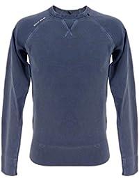 Replay - Sweat-shirt - Homme Bleu Bleu