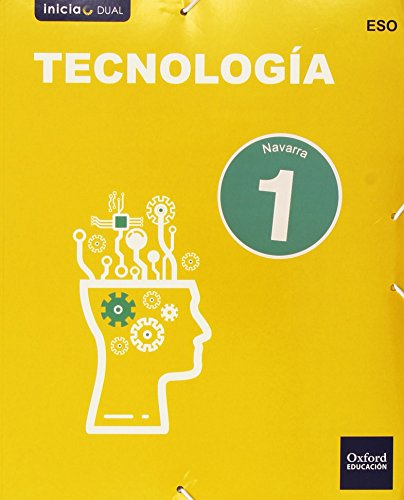 Technology. Student's Pack. Navarra. ESO 1 (Inicia) - 9788467371635 (Inicia Dual)