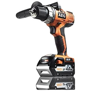 AEG BS 18C 302C single LI-Electric Cordless drills, 18 V/3 A