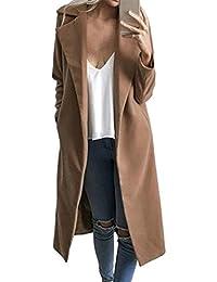 Amazon.it: cappotto cammello Giacche e cappotti Donna