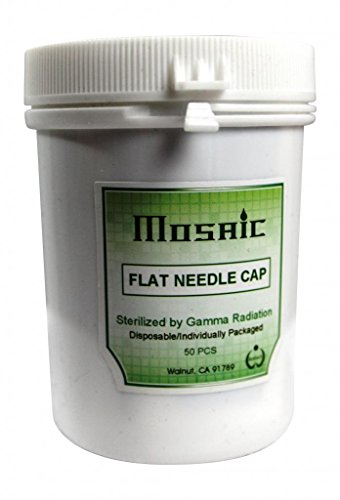 Biotouch Mosaic Flat Needle Caps