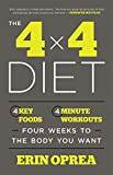 Best Diet Books For Women - The 4 x 4 Diet: 4 Key Foods Review