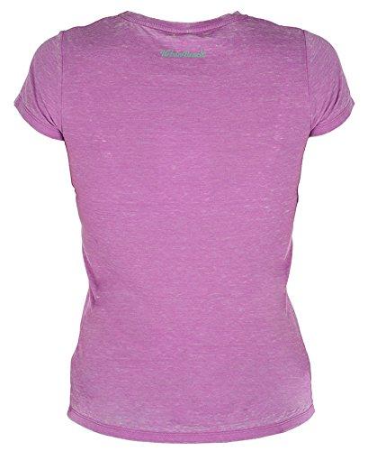 Urban Beach Yosemite T-Shirt de Sport Femme Fushia