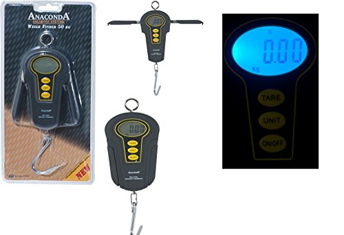 Anaconda Weigh Finder 50kg Waage 2283150 Karpfenwaage