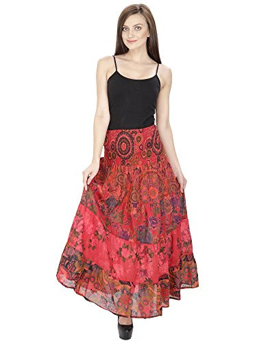 Women Party Hippie Dress Cotton designer Short Skirt Summer Beach Skirt Indian Dress Aakriti Gallery (Rock Designer Womens Baumwolle)