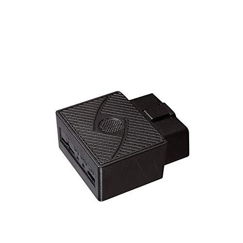 Yanyangqing Mini-Plug-Play-OBD-GPS-Tracker, Auto-GSM-Fahrzeug-Tracking-System Device Locator