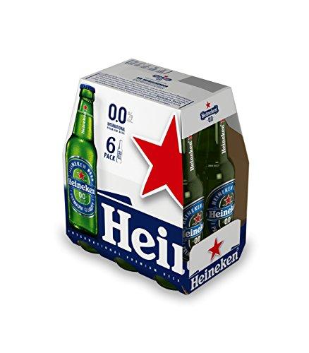 Heineken Double zero alkoholfrei (6 x 0.33 l)